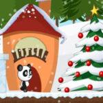 Panda Christmas Adventure