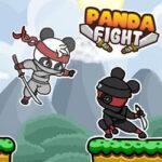 Panda Fight: throw the Panda