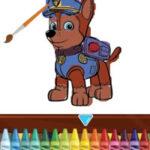 PAW Patrol Painting