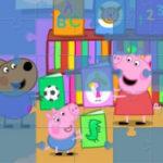 Peppa Pig Jigsaw Puzzles