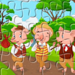 Pig Jigsaw Puzzles