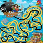 Pirate Maze