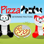 Pizza Fractions with Pandas