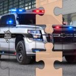 Police Car Jigsaw Puzzles