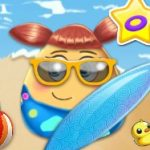 Pou Summer Dress Up