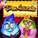 Pou Boy and Girl Haircuts