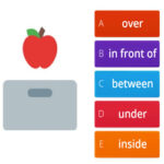 Prepositions of Place Picture Quiz
