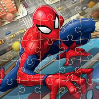 Spiderman Online Jigsaw Puzzle