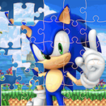 Sonic Online Jigsaw Puzzles