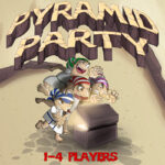 Pyramid Party 1,2,3,4 Players
