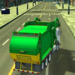 Recycling Truck Simulator