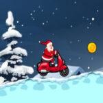Santa Moto Race