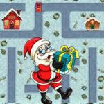 Santa's Path Puzzle