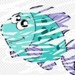 Scratch and Erase Ocean Animals