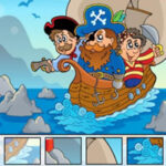Pirate Photo Search Game
