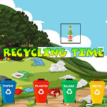 Separate Rubbish and Recycle
