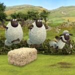 Shaun the Sheep Alien Athletics