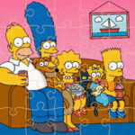 Simpsons Jigsaw Puzzles Online