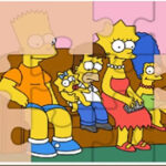 8 Jigsaw Puzzles The Simpsons