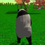 3D Panda Simulator