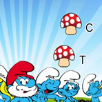 Smurfs Typing Game