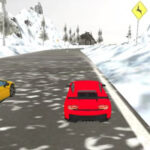 Snow Racing Simulator