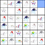 Snowmen Sudoku