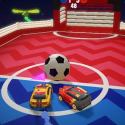 3D Football Cars