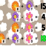 Solve Symbolic Equations with Flowers