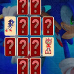 Sonic Memory Matching Game