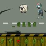 Zombie Hangman: Animals in Spanish