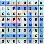 Spanish WordSearch for Kids