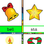 Christmas Words Spelling