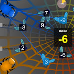 Spider's Web: Integers
