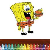 Spongebob Online Coloring