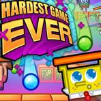 SpongeBob Difficult Game