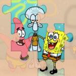 SpongeBob Jigsaw Puzzles