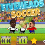 Sport Heads Soccer 2 Player
