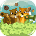Squirrel Adventure 2 Player