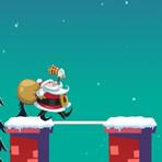 Stick Santa