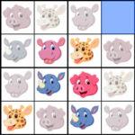 4×4 Animal Sudoku
