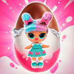 Surprise Eggs with Dolls