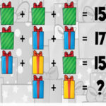 Symbolic Christmas Equations