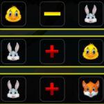 Symbolic Equations with animals