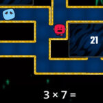Table of 3: Pac-Man