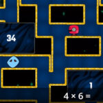 Table of 4: Pac-Man