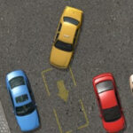 Taxi Parking Game