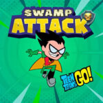 Teen Titans Swamp Attack