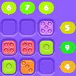 Tendo: Adding 10 on the Grid Puzzle
