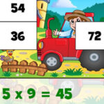 Times Tables on the Farm